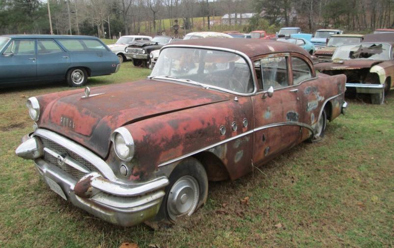 Under1981 com 1955 buick special 2 door sedan 55 buick for 1955 buick special 2 door