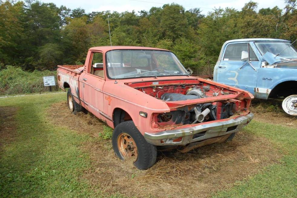 Under1981 Com  1979 Chevrolet Luv Truck  79 Chevy Luv Truck  4x4