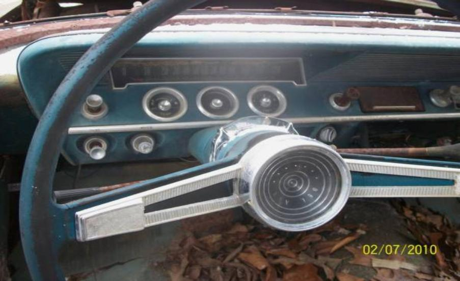 Windshield Wiper Motor >> UNDER1981.COM/1961 CHEVROLET PARKWOOD WAGON/61 CHEVY PARKWOOD