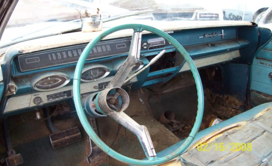 Under1981 Com 1961 Oldsmobile 98 61 Olds 98 1961