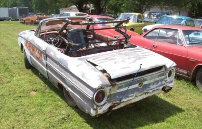 Under1981 Com 1963 Ford Falcon Convertible 63 Falcon Convertible