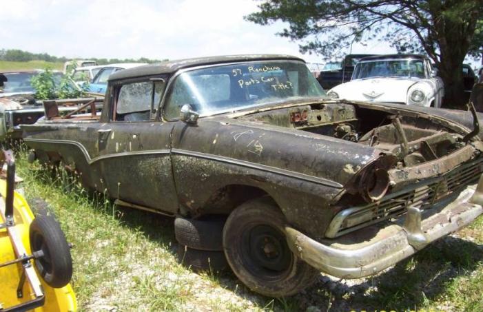 Under1981 Com 1957 Ford Ranchero 57 Ford Ranchero 1957 Ford